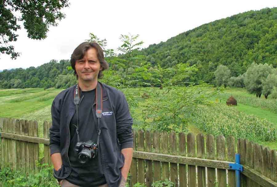 Cercetătorul științific Daniel Iancu, premiat după ce a scos la lumină o fotografie veche de peste un secol