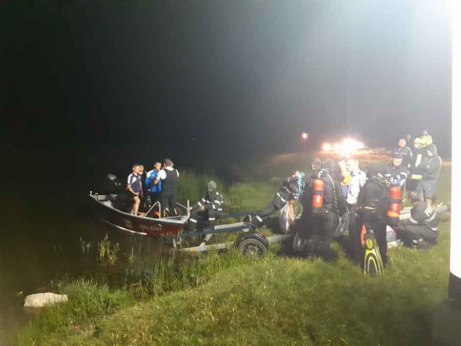 Tragedie fără margini la Toplița. Un copil de trei ani a pierit în râul Cerna