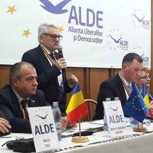 Ziua cea mare la ALDE Deva. Organizaţia Municipală şi-a ales conducerea