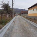Continuă investițiile în comuna Teliucu Inferior, iar anul acesta vor fi finalizate mai multe lucrări