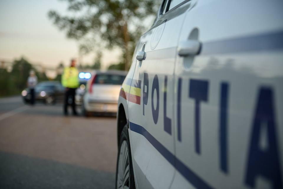 Tragedie în apropiere de Hunedoara. Un bărbat și-a pierdut viața după ce s-a răsturnat cu mașina în Cerna