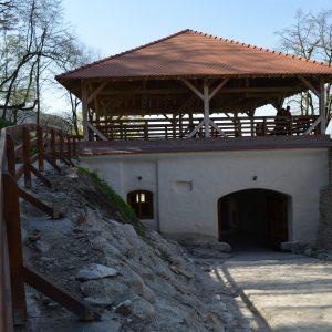 , Cununii în aer liber pe Cetatea Deva şi în parcul central