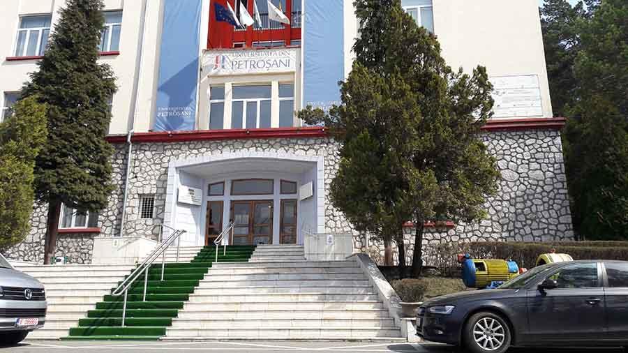 La Universitatea din Petroşani a luat startul unui nou proiect european