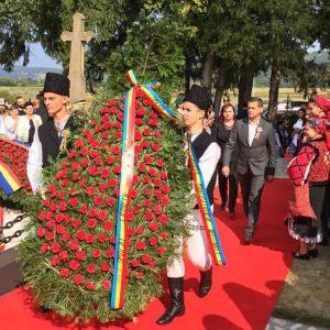 Mii de români, la Serbările Naționale de la Țebea