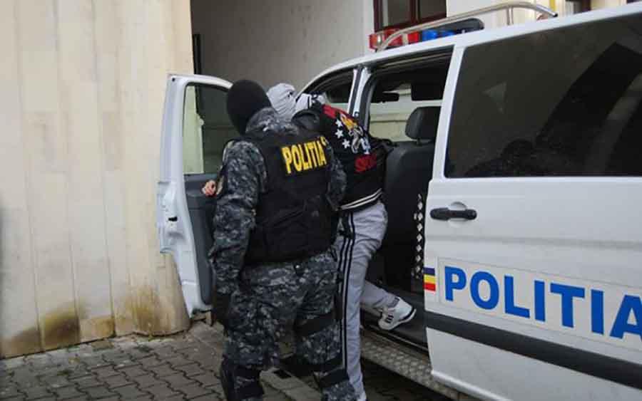 Tânăr devean predat statului german pentru trafic de droguri