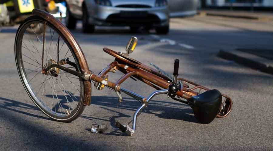 Biciclist rănit grav, la Orăștie