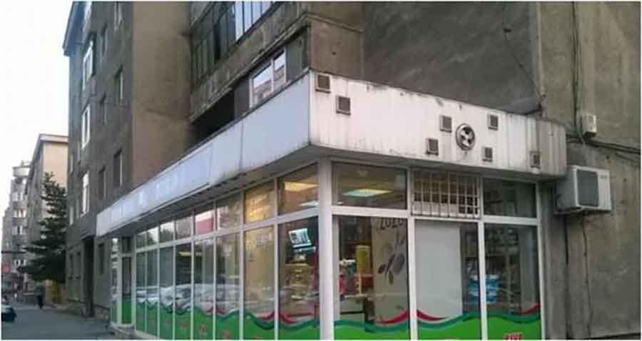 Magazin al familiei Ridzi călcat, din nou, de hoți