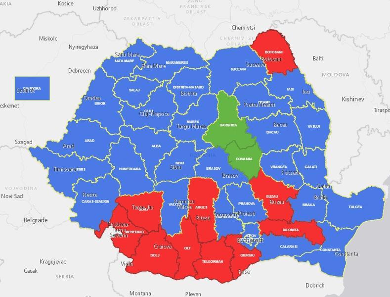 Cum au votat hunedorenii în primul tur al alegerilor prezidențiale
