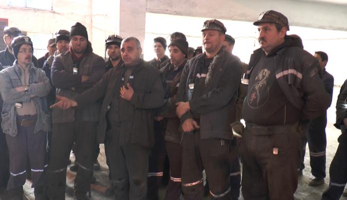 Minerii din Valea Jiului nu renunță la protest