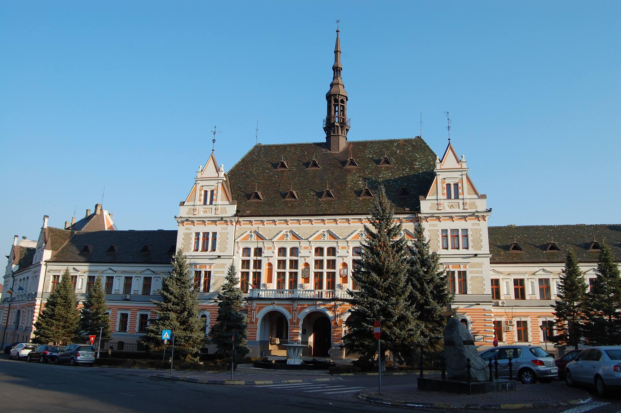 Angajații Consiliului Județean Hunedoara, testați pentru coronavirus, după ce mai mulți colegi ai lor s-au îmbolnăvit