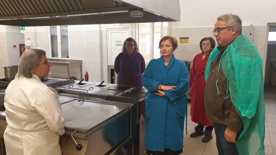 Hrana pacienților de la SJU Deva este asigurată- spun reprezentanții CJ Hunedoara