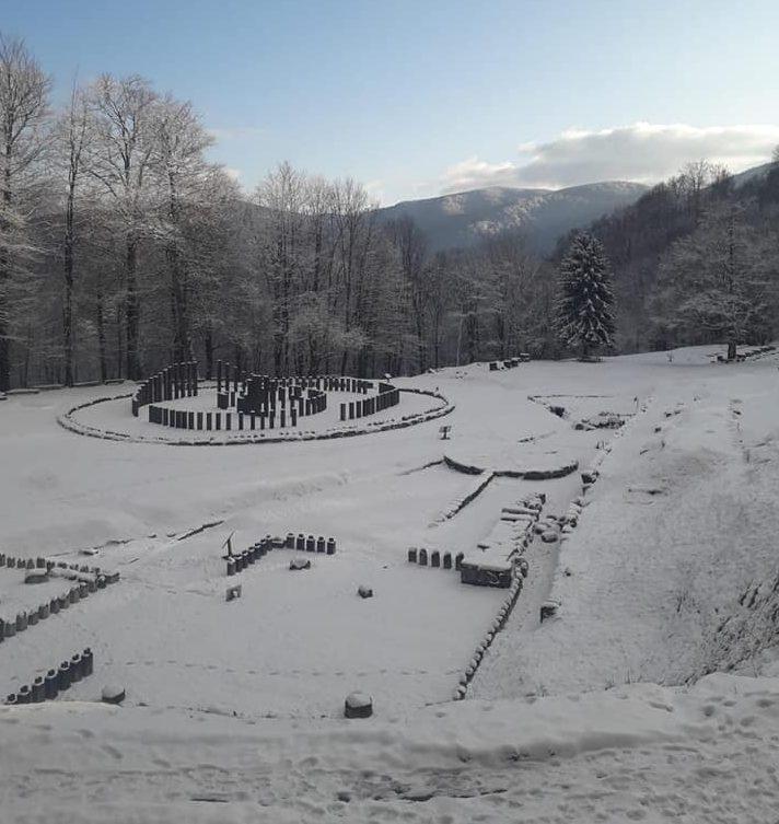 Tarife neschimbate, în 2020, la Sarmizegetusa Regia, cu excepția celui de vizitare