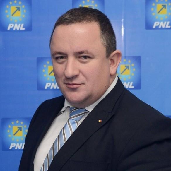 Adrian David, candidatul PNL la conducerea Consiliului Județean Hunedoara