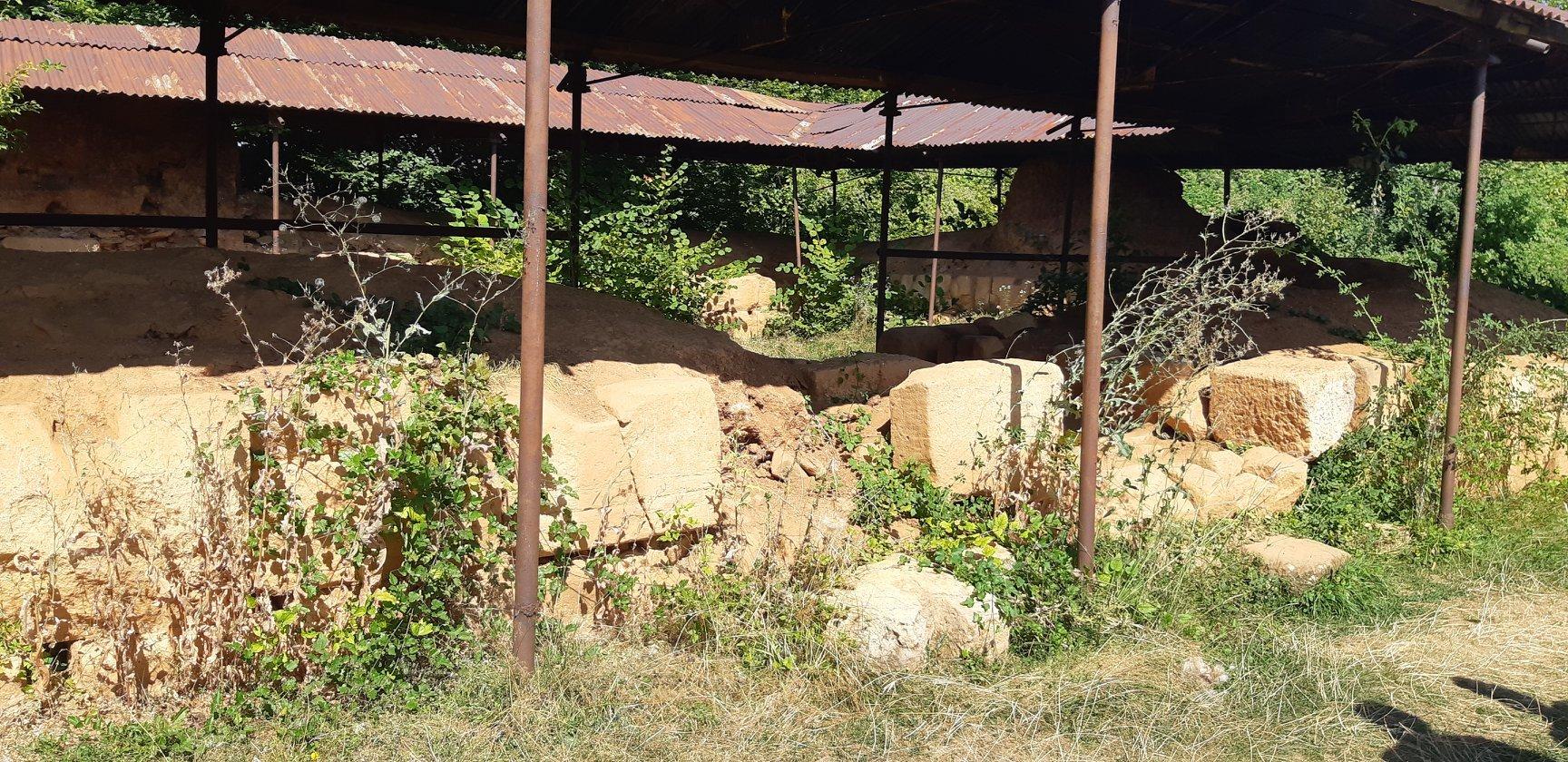 Cetățile dacice din Munții Orăștiei au trecut în subordinea Consiliului Județean Hunedoara
