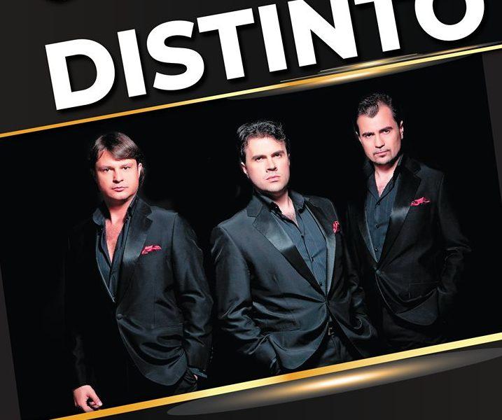 """""""Distinto"""", prima trupă pop-opera din România, în concert la Centrul Cultural din Deva. Au deschis spectacolele lui Julio Iglesias"""
