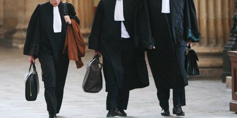 UNBR, alături de avocații din Baroul Hunedoara. Protestul acestora continuă și în prezent