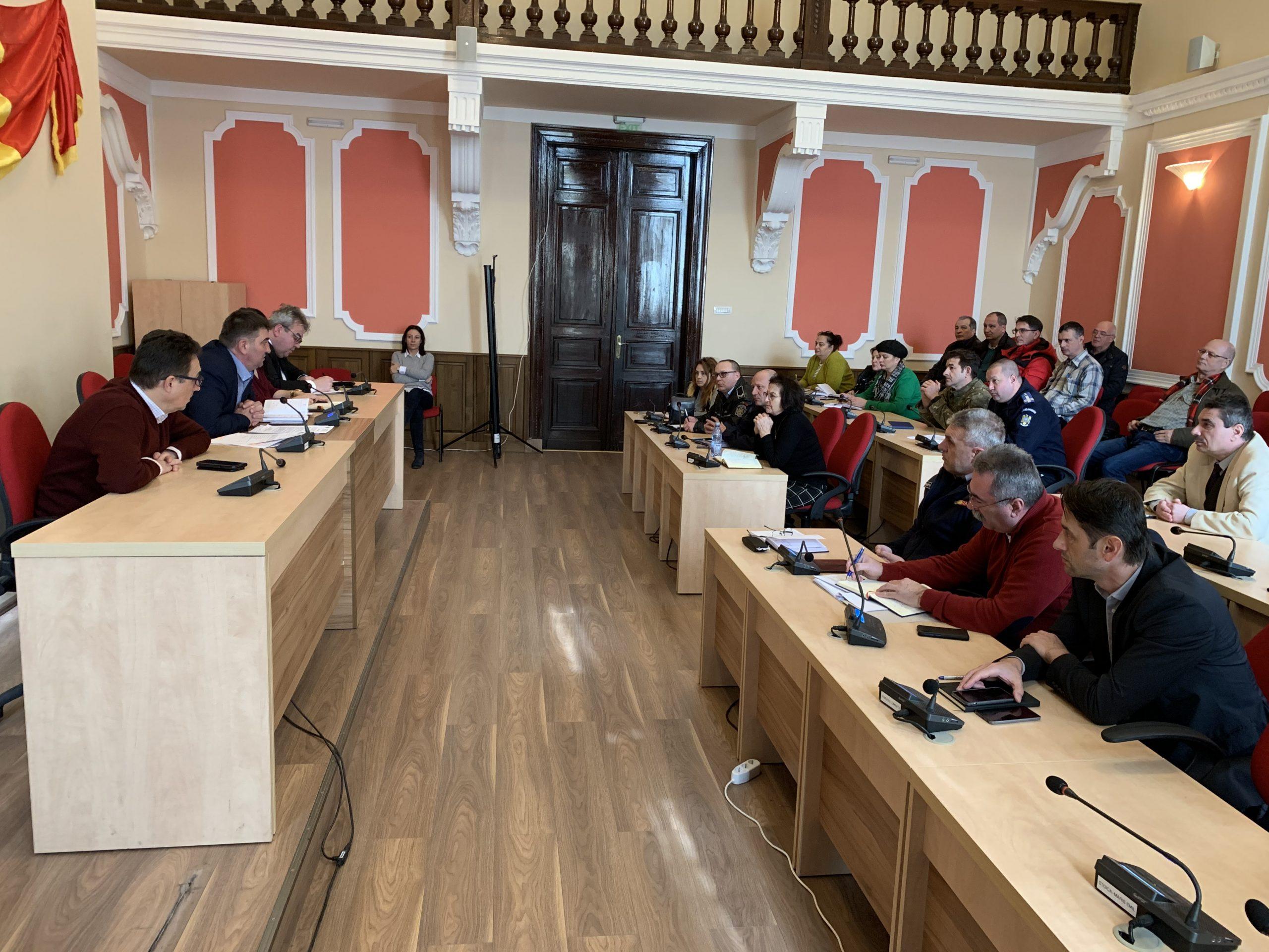 Audiențele cu cetățenii – suspendate la Primăria Deva, de teama COVID -19