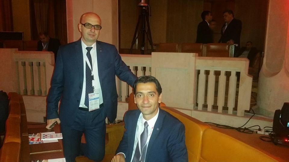 Președintele TSD Hunedoara, George Bălțatu, s-a alăturat echipei PRO România
