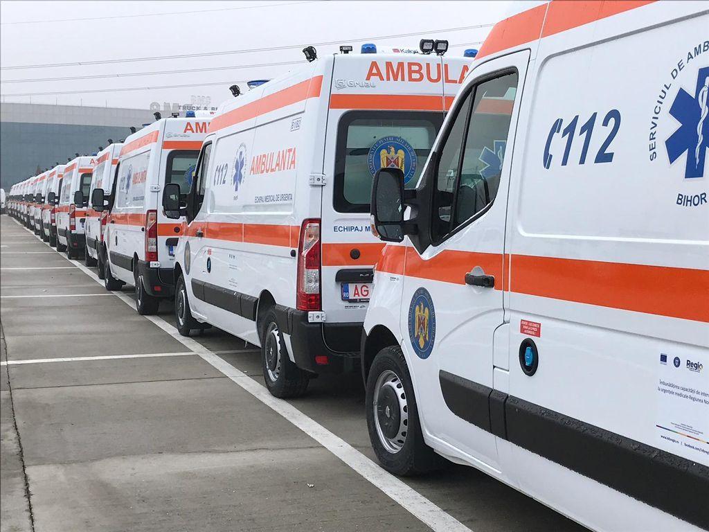 Mâine, sirenele ambulanțelor vor răsuna în toată țara, la ora 10:00