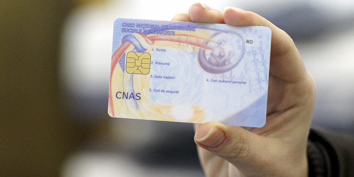 A fost prelungită cu 7 ani valabilitatea cardurilor naționale de sănătate emise până la 31 decembrie 2014