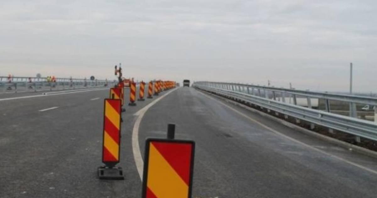 Restricții de circulație pe autostrada A1 Sibiu – Deva din cauza unor lucrări de reparații la carosabil