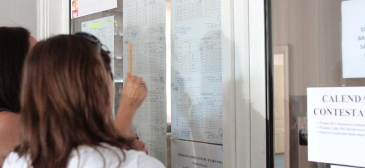 Rezultatele finale la Evaluarea Națională, după soluționarea contestațiilor. Zece medii de zece