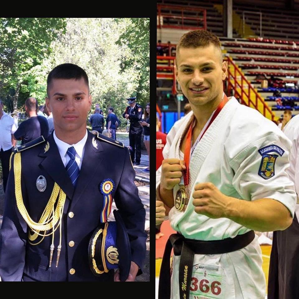 Apel umanitar: Împreună pentru sportivul hunedorean Florin Mureşan, multiplu campion mondial la karate