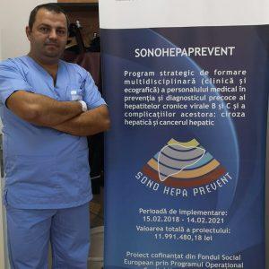 medic, Medic cu experiență, care a activat și în teatrele de operațiuni din Irak, rănit grav în accidentul de la Sântămăria Orlea