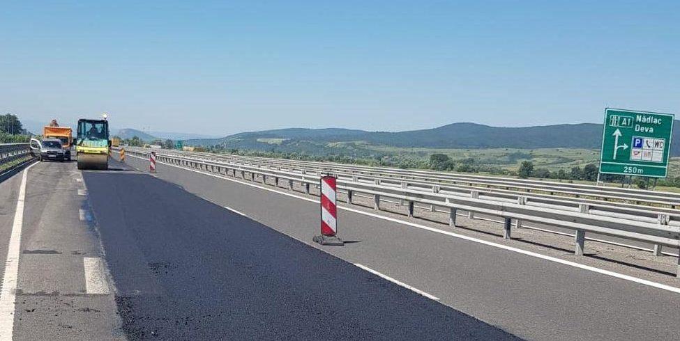 INFOTRAFIC: Restricții de circulaţie pe autostrada A1, între Sibiu şi Deva