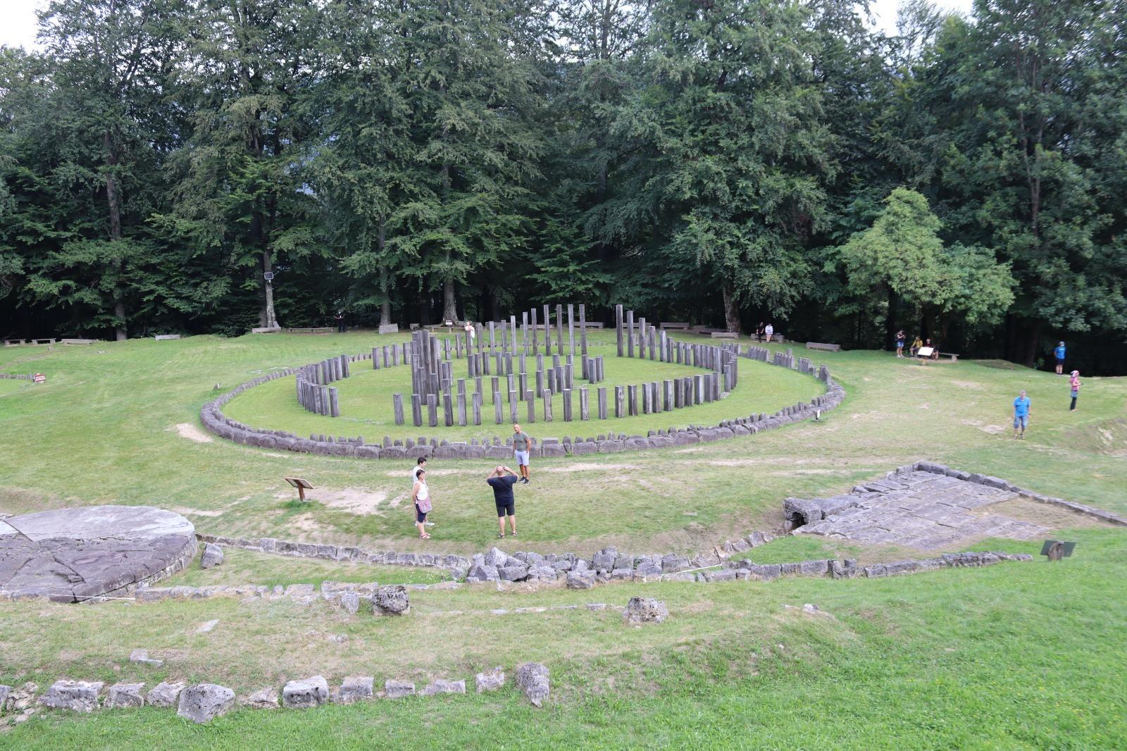 Proiectul de restaurare a Sarmizegetusa Regia ar putea începe în toamnă