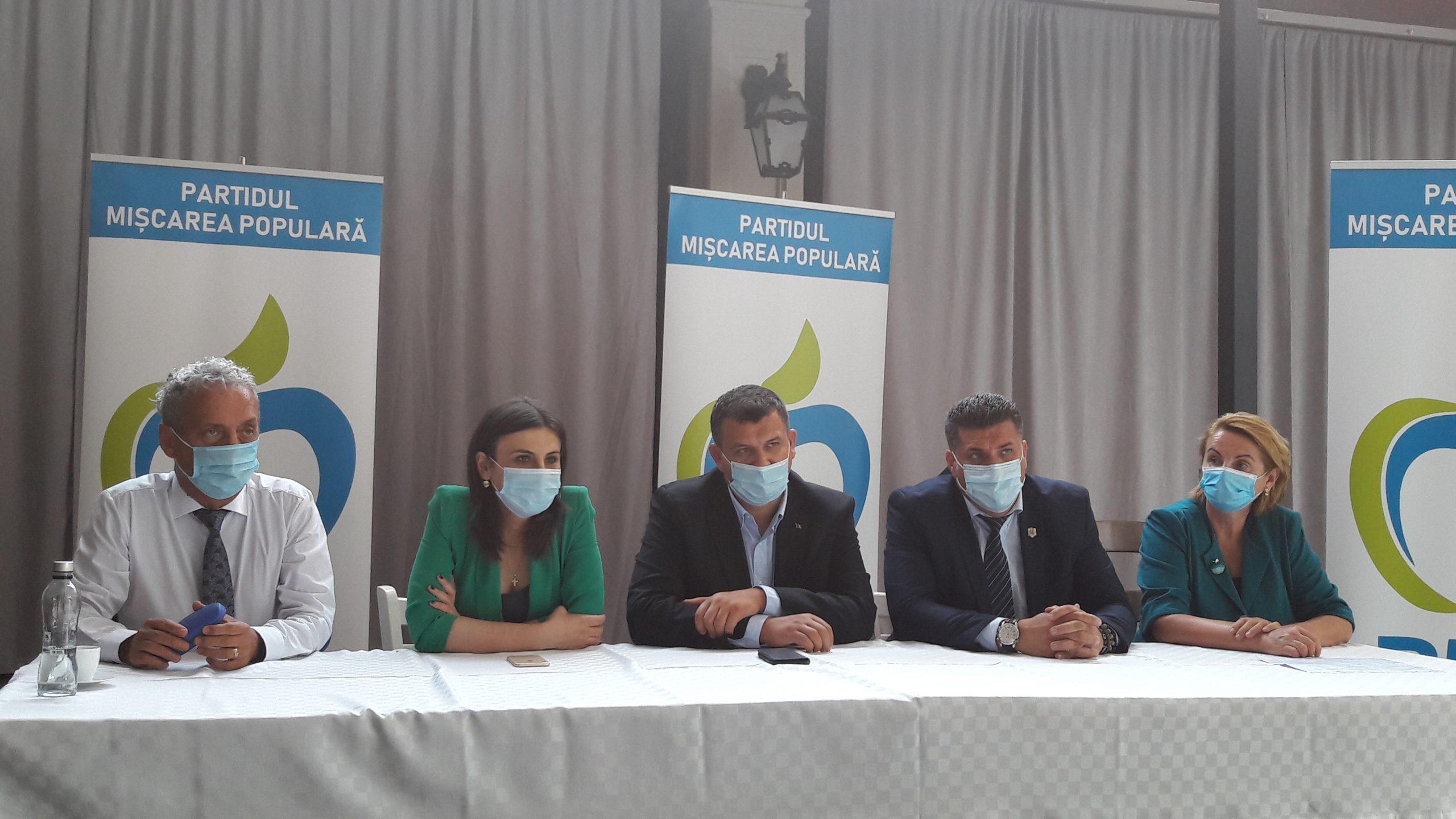 """Preşedintele PMP, Eugen Tomac, la Deva: """"PMP va merge singur în această bătălie electorală pentru că ne dorim ca cetăţenii să aibă o opţiune sănătoasă"""""""