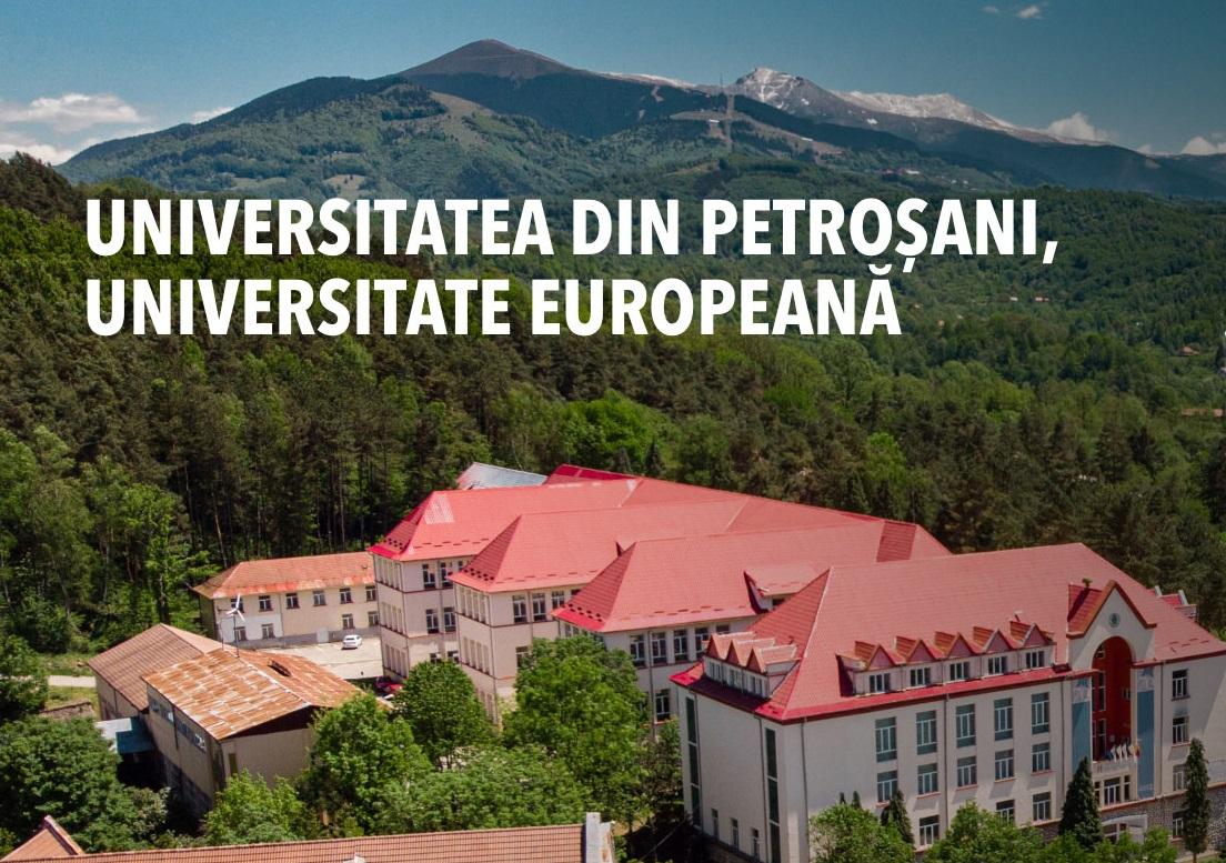 O nouă şansă pentru cei care doresc să devină studenţi la Universitatea din Petroşani
