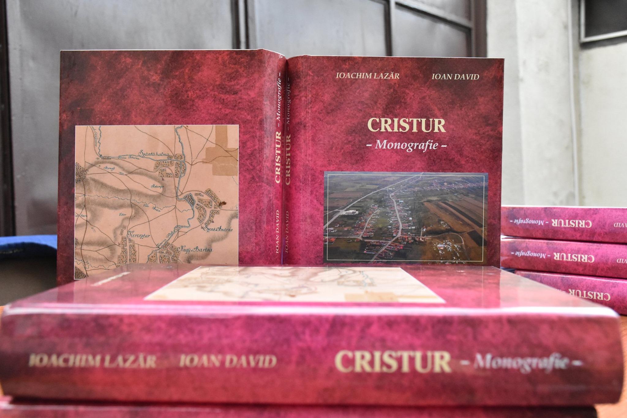 O nouă monografie – Cristur