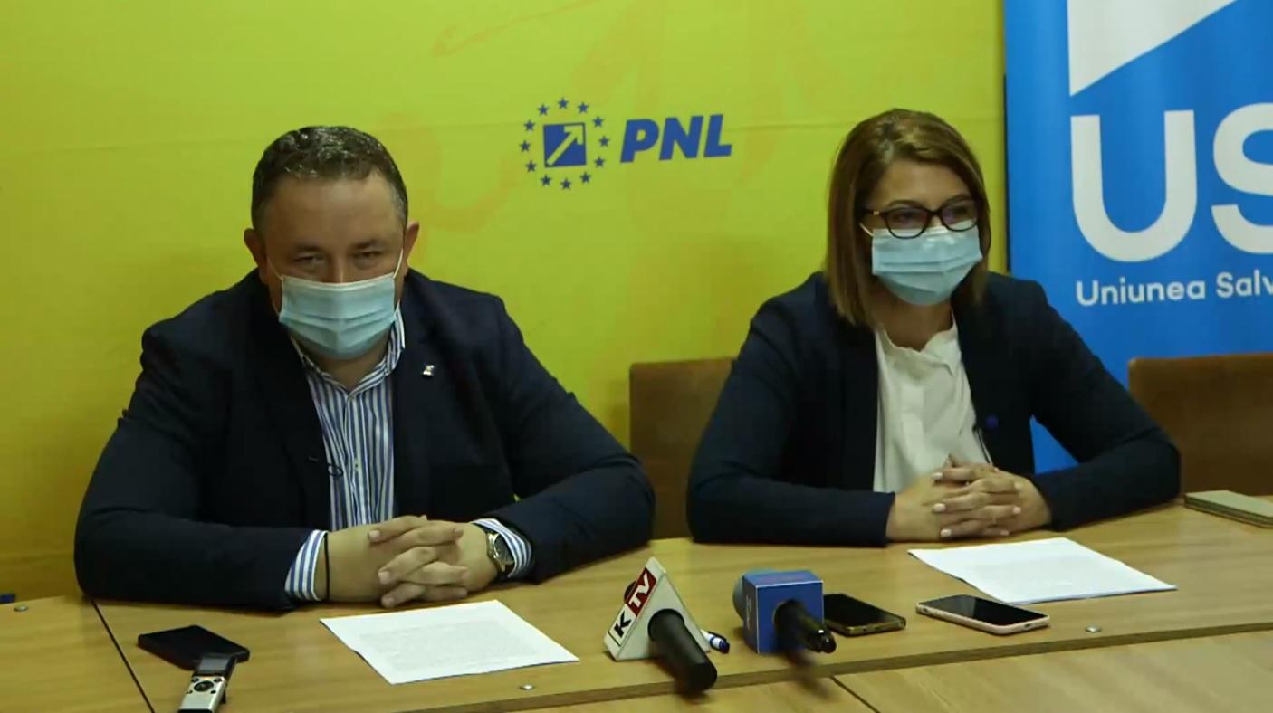 Candidatul PNL la funcția de președinte al Consiliului Județean Hunedoara îi cere contracandidatului său de la PSD să se retragă din cursă