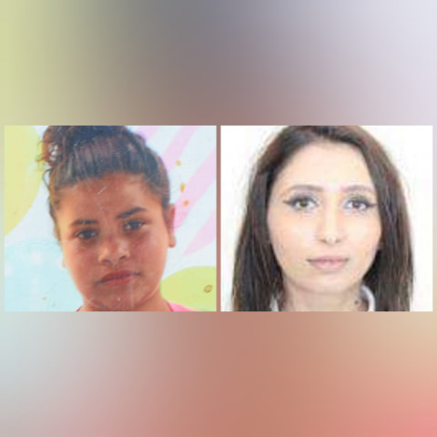 Două tinere, din Hunedoara, date dispărute, căutate de familie și polițiști