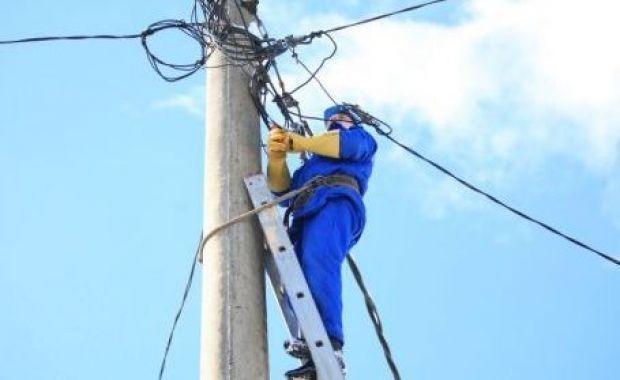 Întreruperi de energie electrică, programate în perioada 4 -7 mai, în județul Hunedoara