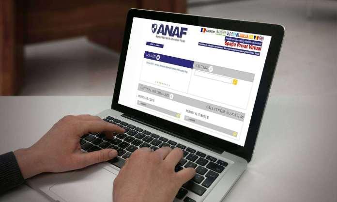 ANAF – O nouă facilitate în SPV: plata în numele altei persoane decât titularul contului