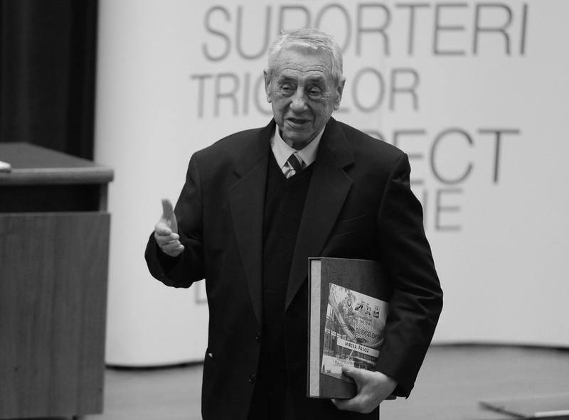 Doliu în fotbal. Hunedoreanul Mircea Pascu, fost președinte al FRF, a încetat din viață