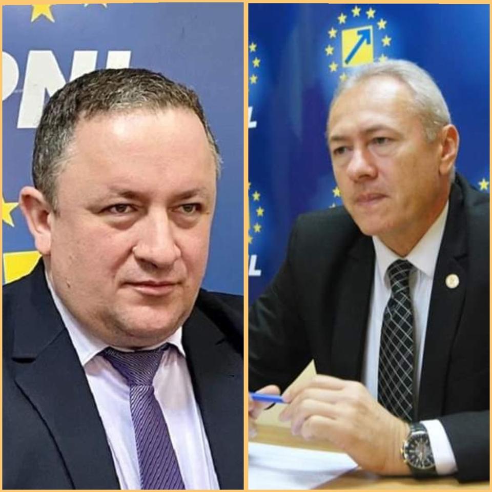 Lucian Heiuș și Adrian David au demisionat din funcțiile de conducere de la nivelul PNL Hunedoara