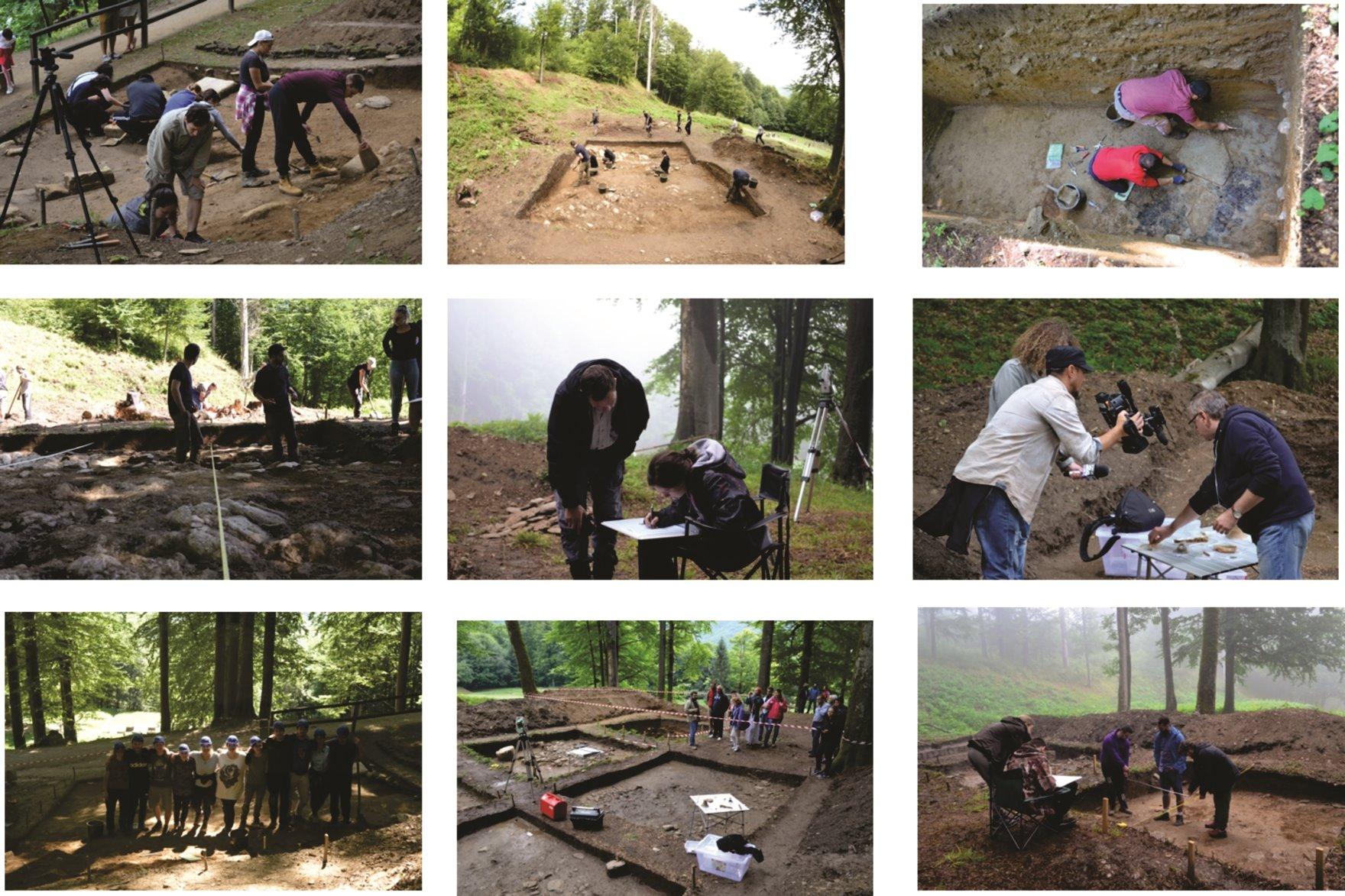 Descoperirile de la Sarmizegetusa Regia, în urma săpăturilor arheologice