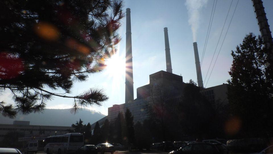 Furnizarea apei calde se reia abia luni, informează reprezentanții Termocentralei Mintia