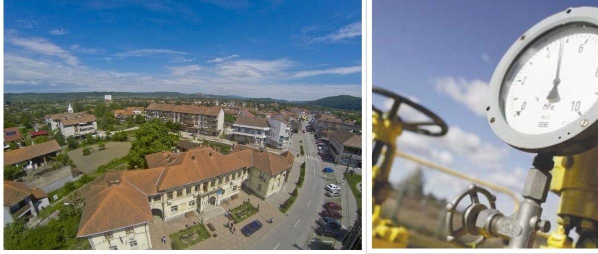 Demersuri pentru alimentarea cu gaz metan a comunei Ilia. Parteneriat încheiat cu alte două UAT-uri din județ, pentru realizarea acestei investiții
