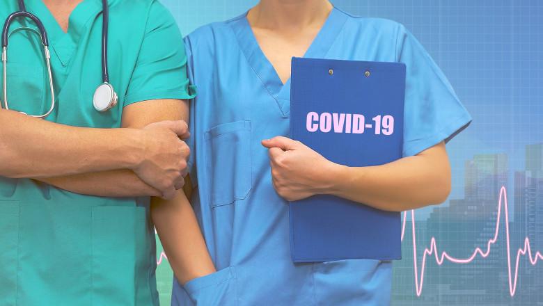 34 de cazuri noi de COVID-19 în județul Hunedoara. La nivel național au fost raportate, în ultimele 24 de ore, 1.835