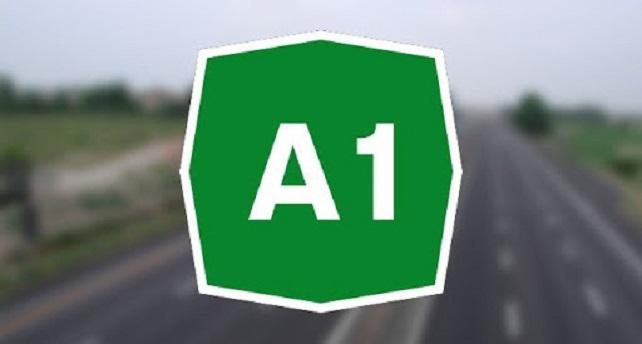 Trafic restricționat pe autostrada A1 Sibiu -Deva. Se lucrează la carosabil