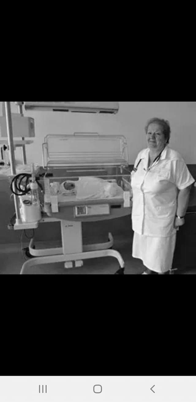 Doliu în medicina hunedoreană. Medic pediatru de peste 40 de ani, dr. Emilia Biber s-a stins din viață