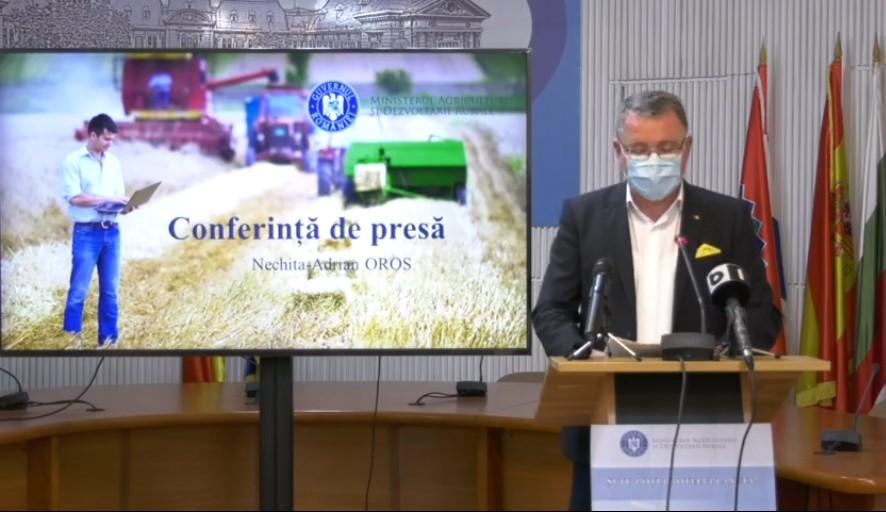 Ministrul Agriculturii: 61 de tineri (și din județul Hunedoara) au trecut de prima evaluare pentru concesionarea de terenuri agricole de la ADS