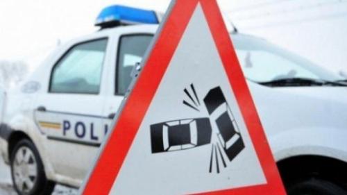 Patru răniți în urma unui accident produs pe DN 74, la Mihăileni