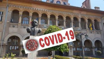 20 de angajați ai Primăriei Hunedoara infectați cu COVID-19. Birouri cu activitate suspendată