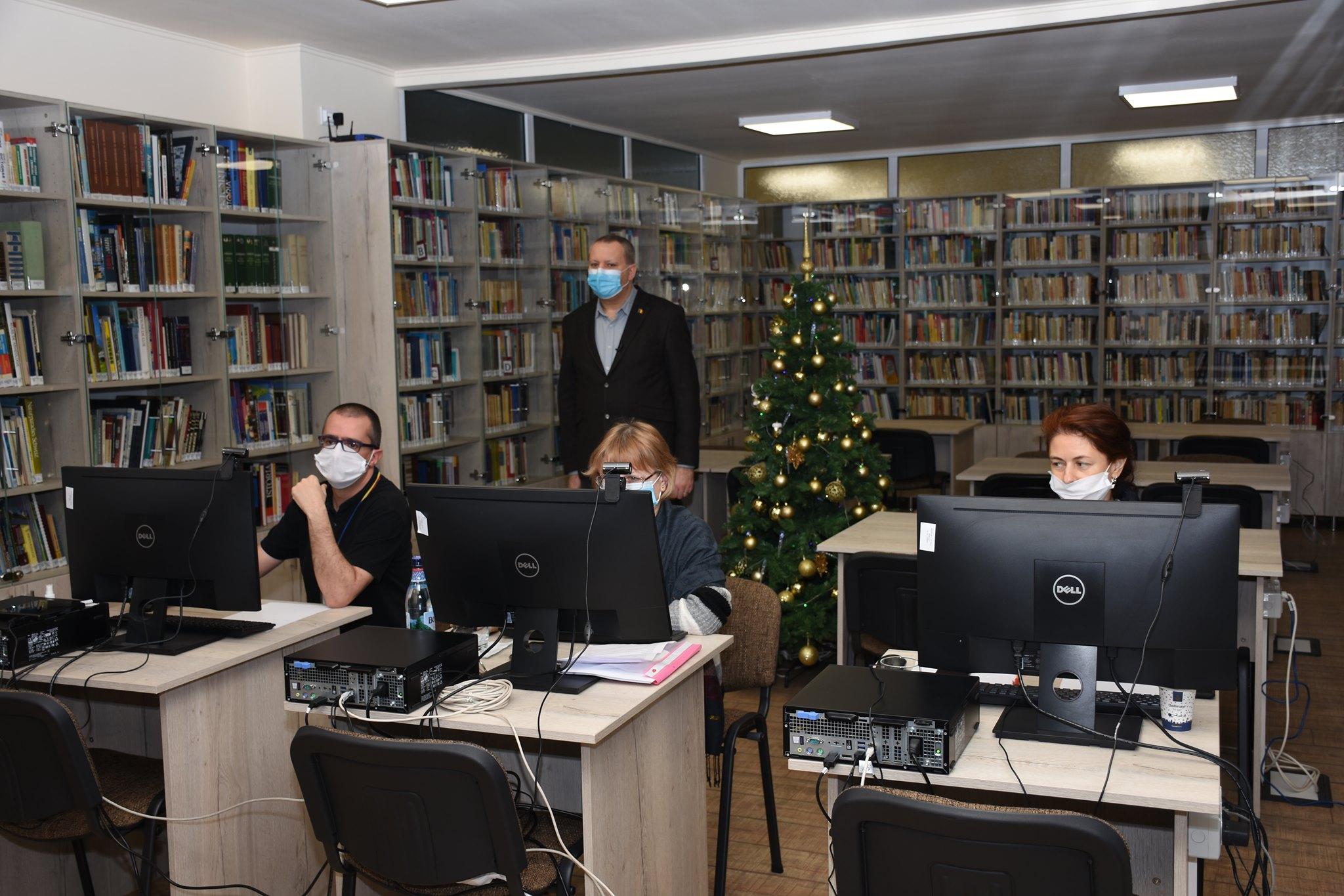 """Întâlnirea Transnațională în cadrul Proiectului """"Alfabetizare"""", la Biblioteca Județeană """"Ovid  Densusianu"""" Hunedoara-Deva"""