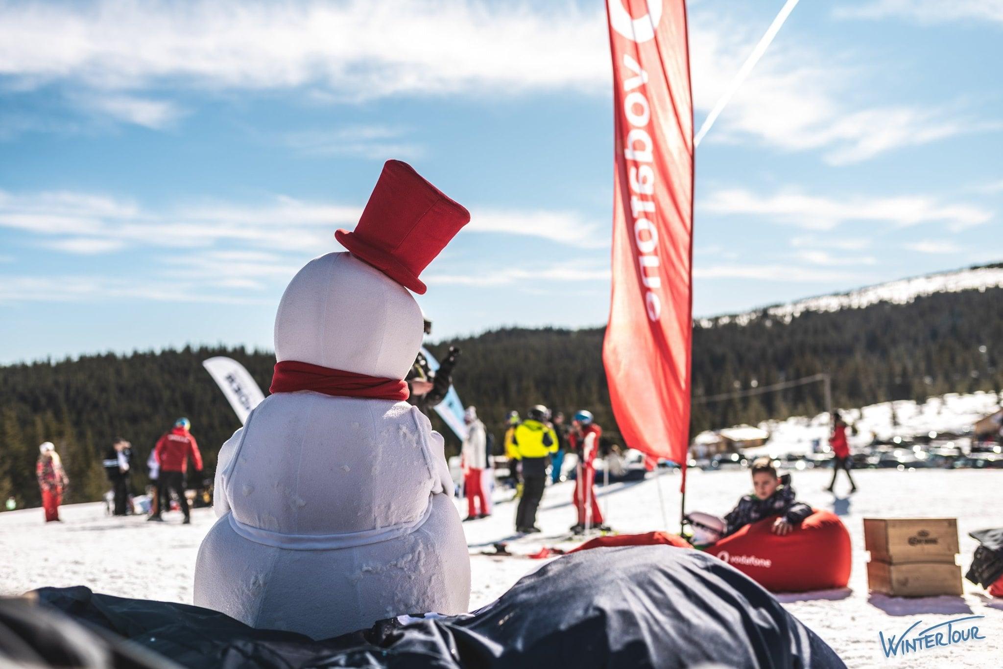 Winter Tour – festival al distracției pe pârtie, în Parâng